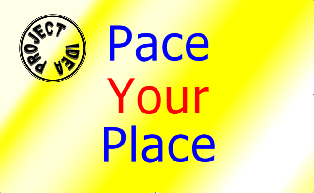 Pace Your Place