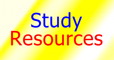 Study Resources from One Place Studies Directory